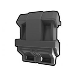 Lego Custom Minifig AREALIGHT Dark Gray SpecOps Jetpack (La Petite Brique)