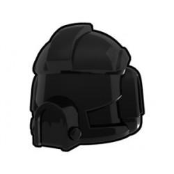 Lego Custom Minifig AREALIGHT Black Pilot Helmet (La Petite Brique)