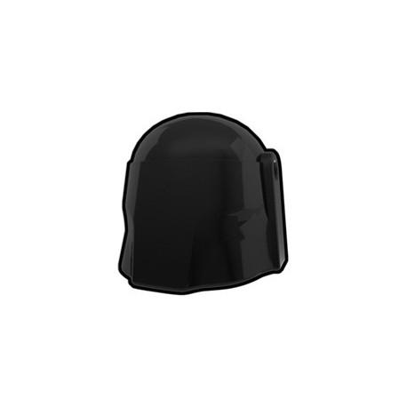 Lego Custom Minifig AREALIGHT Black Hunter Helmet (La Petite Brique)