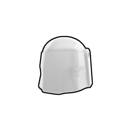Lego Custom Minifig White Hunter Helmet (La Petite Brique)