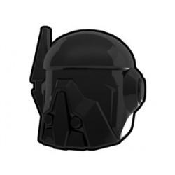 Black Merc Helmet