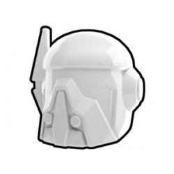 White Merc Helmet