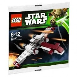 Lego Polybag Impulse Star Wars 30240 Z-95 Headhunter (La Petite Brique)