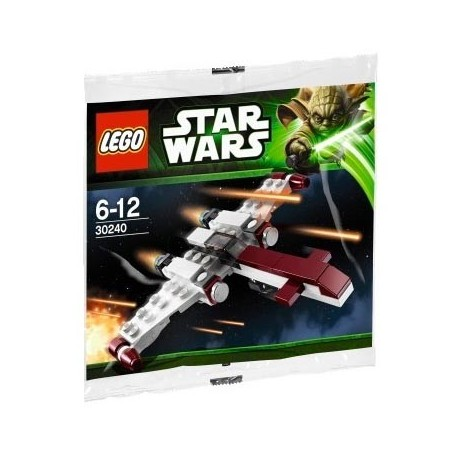 Lego Polybag Impulse Star Wars 30240 Z-95 Headhunter (La Petite Brique)
