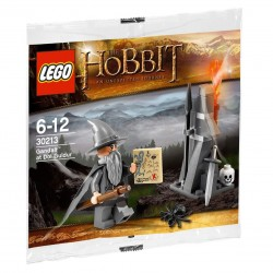 Lego Polybag The Hobbit Gandalf at Dol Guldur (La Petite Brique)