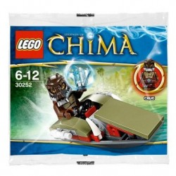Lego Polybag Impulse Chima - Crug's Swamp Jet (La Petite Brique)