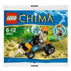 Lego Polybag Impulse Chima - Leonidas Jungle Dragster (La Petite Brique)