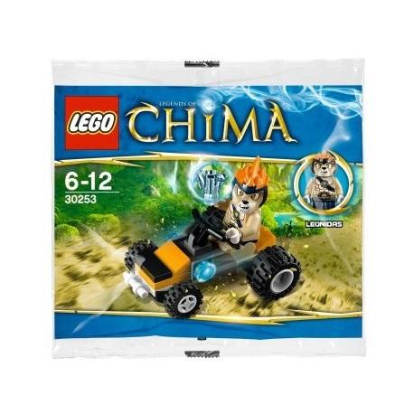 Lego Polybag Impulse Chima - Leonidas Jungle Dragster (La Petite Brique)