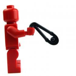 Lego Custom BRICK WARRIORS Fronde (noir) La Petite Brique