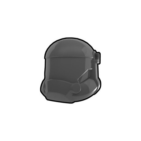 Lego Minifig Custom AREALIGHT Dark Gray Combat Helmet (La Petite Brique) Star Wars