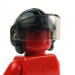 Lego Accessoires Minifig Casque Police anti-émeute (La Petite Brique)