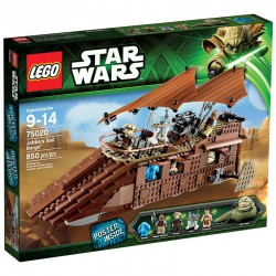 Lego Star Wars 75020 - Jabba's Sail Barge (La Petite Brique)