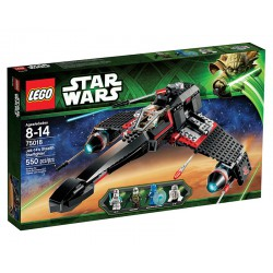 75018 - JEK-14's Stealth Starfighter