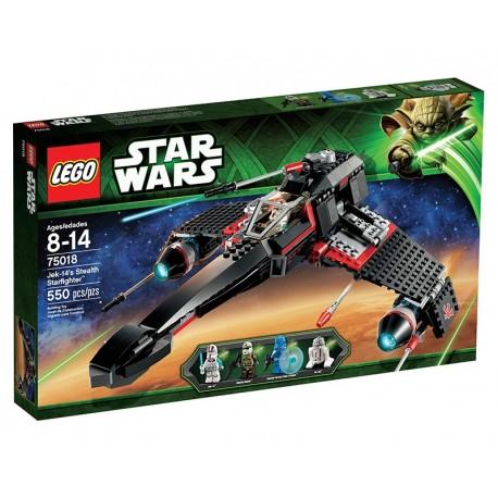Lego Star Wars 75018 - JEK-14's Stealth Starfighter (La Petite Brique)