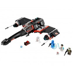 Lego Star Wars 75018 - JEK-14's Stealth Starfighter (La Petite Brique)