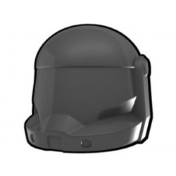 Lego Minifig Custom AREALIGHT Dark Gray Commando Helmet (La Petite Brique) Star Wars