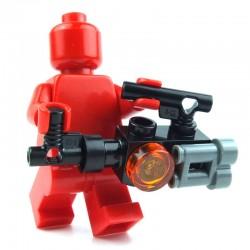 Lego Accessoires Minifig Canon Soldat de la République, Star Wars (La Petite Brique)