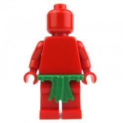 Lego Custom Accessoires Minifig BRICK WARRIORS Pagne (vert) (La Petite Brique)