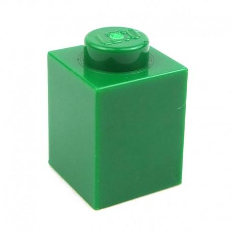 Lego Pièces Détachées Brique 1x1 (Vert)