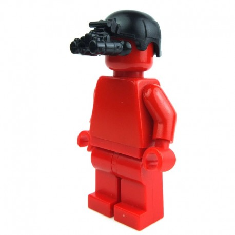Lego Si-Dan Toys Casque IBH + Night Vision (ANVIS-9) (noir) (La Petite Brique)