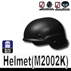 Helmet M2002K (Black)