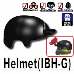 Helmet IBH-G (Black)