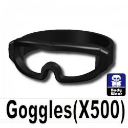 Goggles X500 (Black)