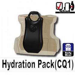 Lego Si-Dan Toys Sac à dos Hydratation (noir) (La Petite Brique)