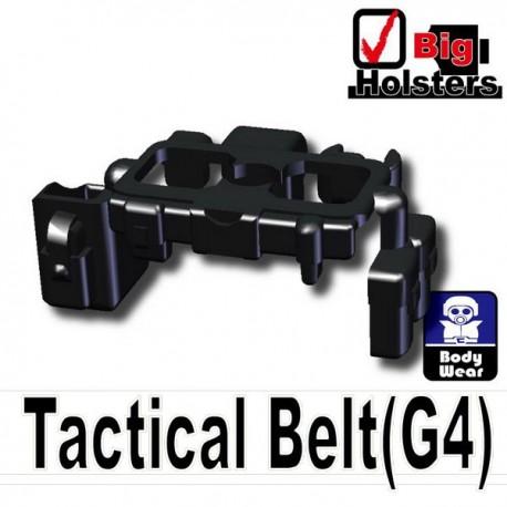 Lego Si-Dan Toys Ceinture Tactical G4 (noir) (La Petite Brique)