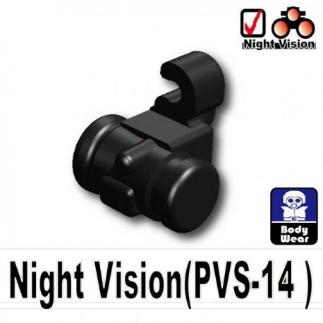 Lego Si-Dan Toys Night Vision (PVS-14) (noir) (La Petite Brique)