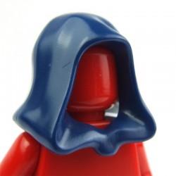 Lego Accessoires Minifig Capuche Jedi (Dark Blue) (La Petite Brique)