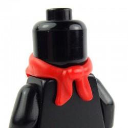 Lego Accessoires Minifig - Bandana (rouge) (La Petite Brique)