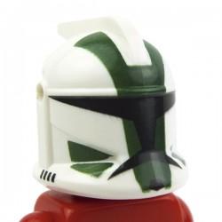 Lego Accessoires Minifig Casque Clone Trooper, Commander Gree (La Petite Brique)