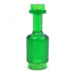 Lego Accessoires Minifig Bouteille (verte transparente) (La Petite Brique)