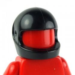 Lego Accessoires Minifig Casque (noir) (La Petite Brique)