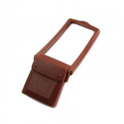 Lego Accessoires Minifig Sac besace (Reddish Brown) (La Petite Brique)