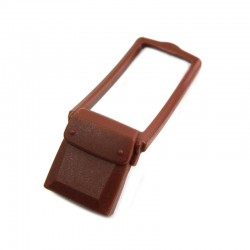 Bag Messenger Pouch (Reddish Brown)