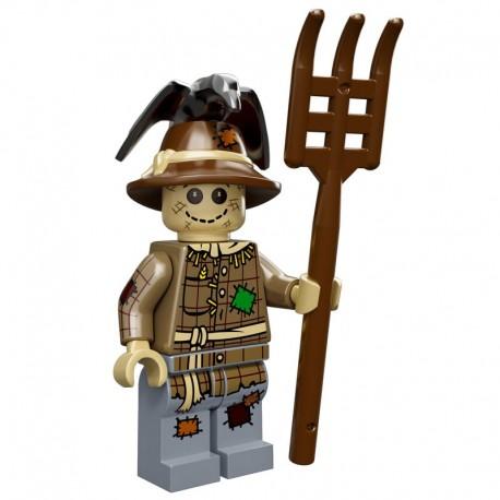 Lego Minifigure Serie 11 71002 l'épouvantail (La Petite Brique)