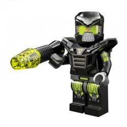 Lego Minifigure Serie 11 71002 le robot maléfique (La Petite Brique)