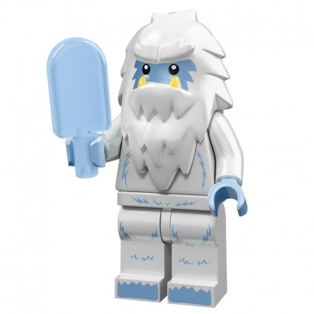 Lego Minifigure Serie 11 71002 le yéti (La Petite Brique)