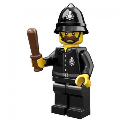 Lego Minifigure Serie 11 71002 le policier (La Petite Brique)