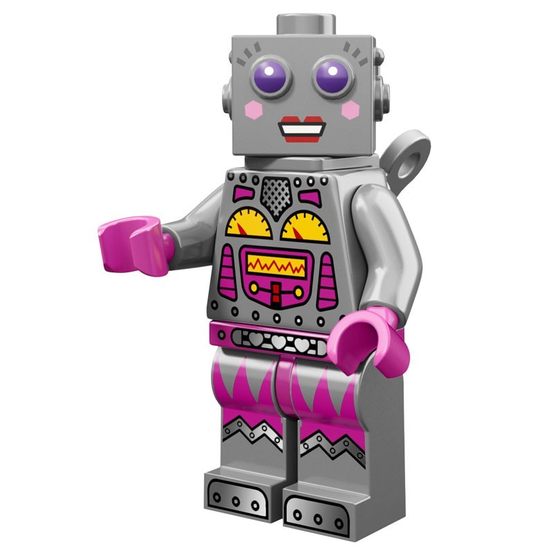 11 X 1 TORSO FOR THE EVIL MECH FROM SERIES 11 PARTS LEGO-MINIFIGURES SERIES