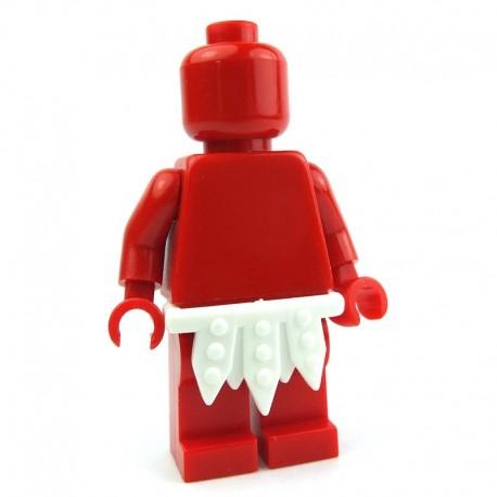 Lego Custom BRICK WARRIORS Pagne Gladiateur (blanc) La Petite Brique