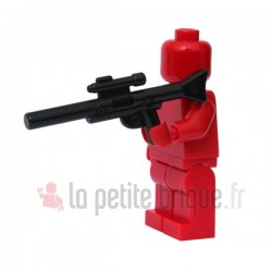 Minifig, Weapon Gun, Blaster Long (SW)