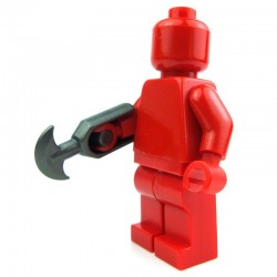 Lego Custom BRICK WARRIORS Scissor (steel) La Petite Brique