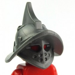 Lego Accessoires Minifig BRICKWARRIORS Casque Thraex (steel) (La Petite Brique)