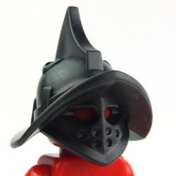 Lego Accessoires Minifig BRICKWARRIORS Casque Thraex (noir) (La Petite Brique)