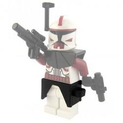 Lego Custom Accessoires Minifig BRICKFORGE Kama / Waist Armor (noir) (La Petite Brique)