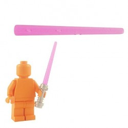Laser Beam (Trans Pink)