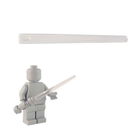 Lego Custom Accessoires Minifig BRICKFORGE Laser Beam (transparent) (La Petite Brique)